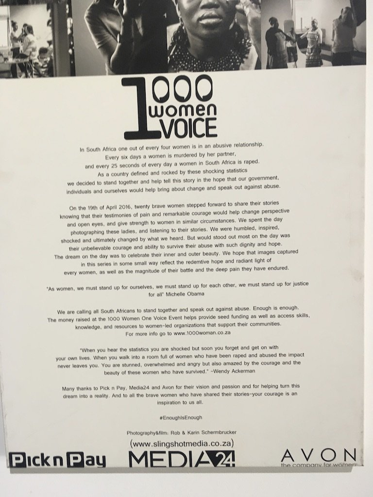 1000 women exhibition in the Slavery Museum[1]