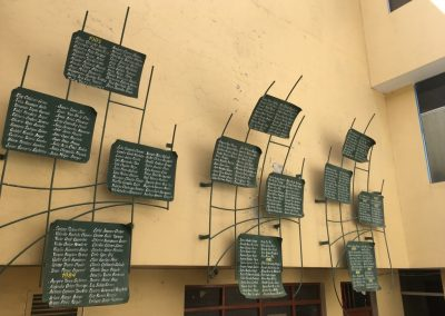 Ayacucho Memory Museum, ANFASEP (Organisation of family members of the disappeared) 5
