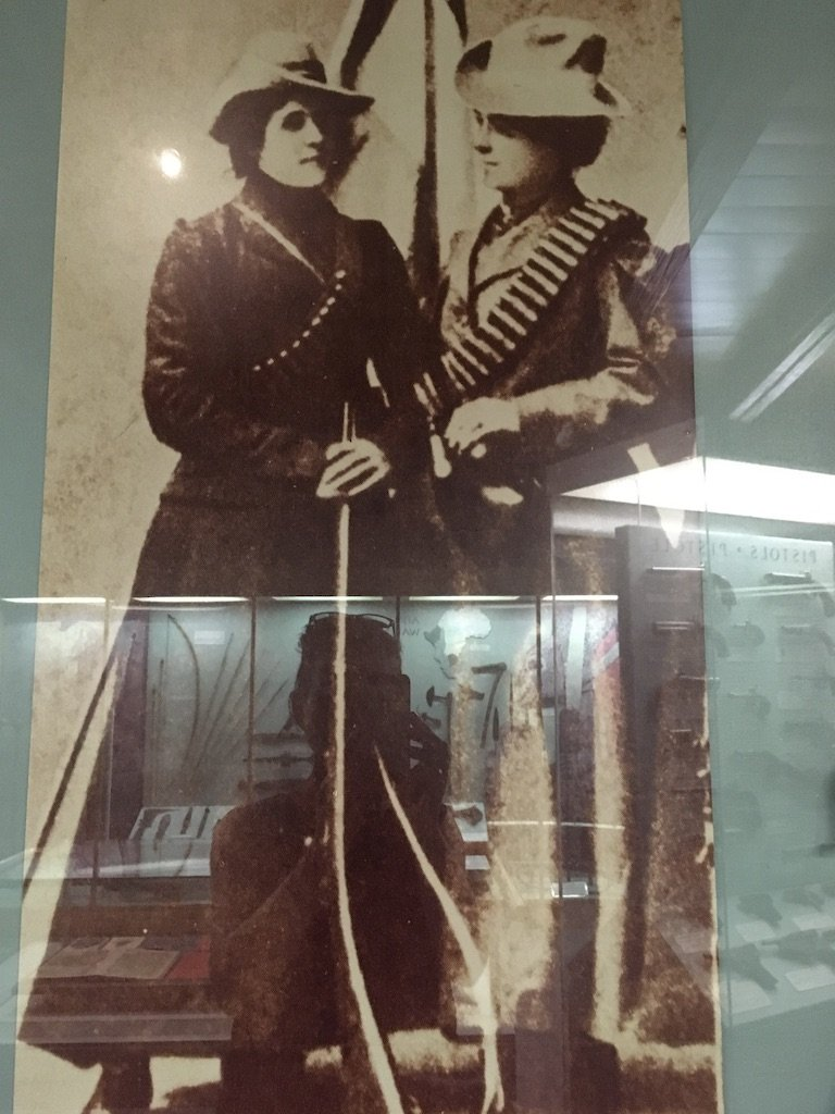 Female colonialists, Slavery Museum[1]